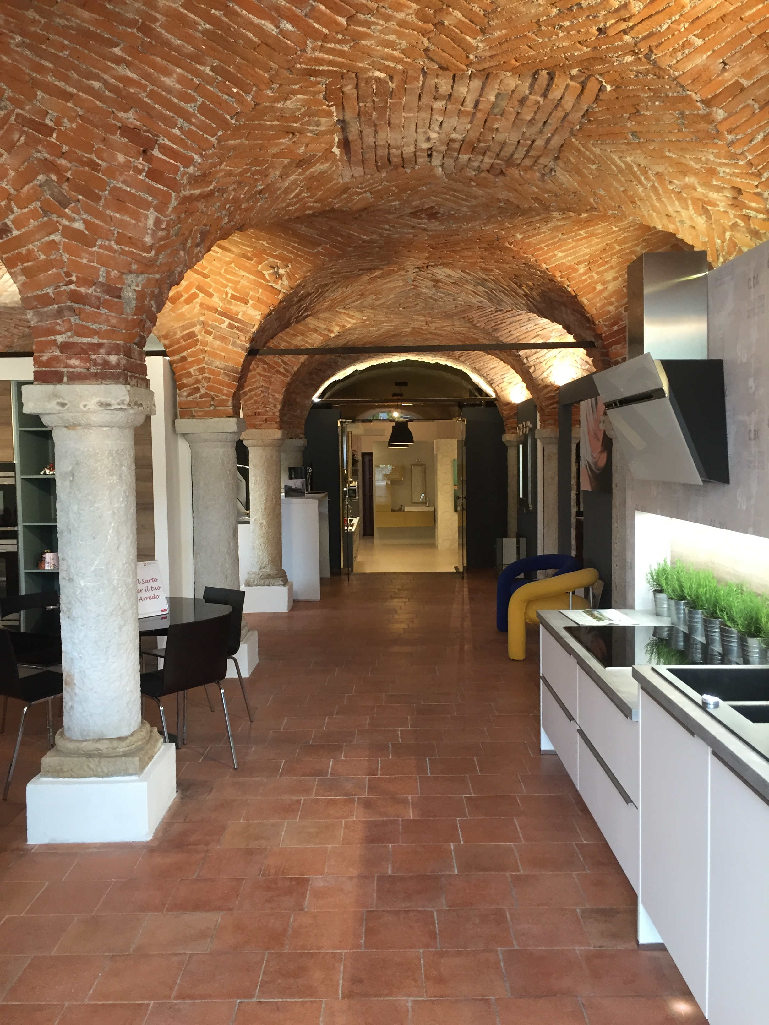 Show room Facchetti Brescia 4